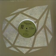 Front View : Leo Pol - ALL I GOT IN ME EP (2X12 VINYL ONLY) - Concrete Music / CCRT03PM04