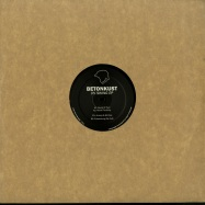 Front View : Betonkust - 0% SWING EP - 9300 Records / AAL007