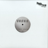 Front View : Move D & Jordan GCZ - URGENCE - Off Minor Recordings / OMR010