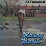 Front View : Al Campbell - RAINY DAYS (180G LP) - Burning Sounds / BSRLP948