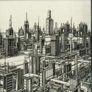 Front View : Distant Echoes / Jon Hester - TRUST / ARC - Dystopian / Dystopian024