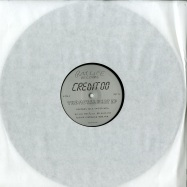 Front View : Credit 00 - THE METAL BEAT EP (REPRESS) - Rat Life / Rat14