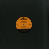 Front View : Mike Sharon - BE YOURSELF EP (VINYL ONLY) - Traxx Underground / TULTD007