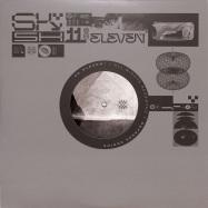 Front View : Setaoc Mass - SOLID VOID EP (BLACK VINYL REPRESS) - SK_Eleven / SK11006RP