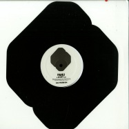 Front View : Fanu - 12-BIT / DRUMS FOR FREEDOM - Straight Up Breakbeat / SUBB004
