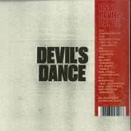 Front View : Ossia - DEVILS DANCE (2LP) - Blackest Ever Black / BLACKEST075 / 00131287