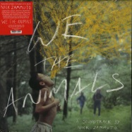 Front View : Nick Zammuto - WE THE ANIMALS O.S.T. (LTD COLOURED 2LP) - Temporary Residence / 00131216