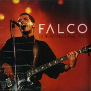 Front View : Falco - DONAUINSEL LIVE 1993 (2LP + POSTER) - Sony Music / 19075810621