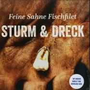 Front View : Feine Sahne Fischfilet - STURM & DRECK (LP + BOOKLET + MP3) - Audiolith / AL273 / 7887914