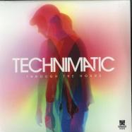 Front View : Technimatic - THROUGH THE HOURS (2LP) - Shogun Audio / SHA148