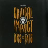 Front View : Critical Impact - CRAZY / FAR AWAY - Metalheadz / META071