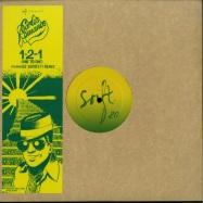 Front View : Carlos Romanos - 1-2-1 (DJ SOTOFETT REMIX) - Saft / SAFT20