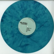 Front View : Howl Ensemble - BE PUNK AS FUCK EP (COLOURED VINYL) - Turquoise Blue / TQR022V