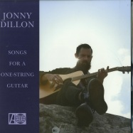 Front View : Jonny Dillon - SONGS FOR A ONE-STRING GUITAR (LP) - All City Dublin / ACJDILPx1