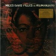 Front View : Miles Davis - FILLES DE KILIMANJARO (180G LP) - Music On Vinyl / MOVLP2384