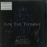 Front View : Various - FOR THE THRONE (GREY LP) - Sony Music / 19075961891