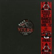 Front View : Viers - STEEL CITY DANCE DISCS VOLUME 12 - Steel City Dance Discs / SCDD012