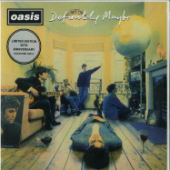 Front View : Oasis - DEFINITELY MAYBE (LTD COLOURED 2LP) - Big Brother / RKIDLP70C / 05180011