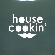 Front View : Various Artists - HOUSE COOKIN WAX VOL. 2 - House Cookin Records / HCRWAX002