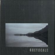 Front View : Gradient - DUB HARMONICS (CD) - Greyscale / GRSCL12