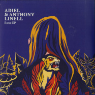 Front View : Adiel & Anthony Linell - RASO - Danza Tribale / DNZT007