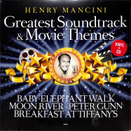 Front View : Henry Mancini - GREATEST SOUNDTRACK & MOVIE THEMES (LP + CD) - Zyx Music / ZYX 56085-1D