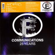 Front View : Mr Oizo - M - SEQ EP - F Communications / 267WO26133