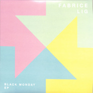 Front View : Fabrice Lig - BLACK MONDAY EP - Systematic / SYST0127-6