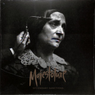 Front View : Majestoluxe - SECONDARY SANCTIONS (LP + MP3) - Kess Kill / KESS013