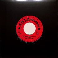 Front View : Robert Parker - I CAUGHT YOU IN A LIE (7 INCH) (RSD 2020) - Nola / 738P