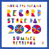 Front View : Various Artists - MUSIC FOR DREAMS - SUMMER SESSIONS 2020 (LP) - Music For Dreams / ZZZV20001