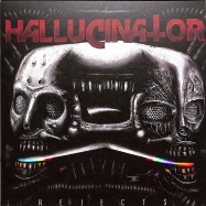 Front View : Hallucinator - REJECTS LP (2X7 INCH + CD + MP3) - PRSPCT Recordings / PRSPCTLP020