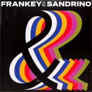 Front View : Frankey & Sandrino - &HOPE EP (RED COLOURED VINYL) - Sum Over Histories / SOH015