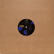 Front View : Leonid - NAMURIAN PHASE EP - Lunar Disko Records / LDR_25