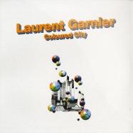 Front View : Laurent Garnier - COLOURED CITY - F Communications / F080 / 1370086130