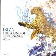 Front View : Various - IBIZA SOUND OF RENAISSANCE 4 (2 CD) - Renaissance / REN35CD
