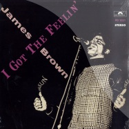 Front View : James Brown - I GOT THE FEELIN (LP) - Polydor / PD1031