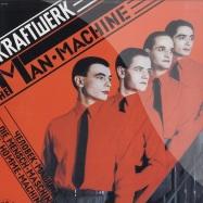 Front View : Kraftwerk - MAN MACHINE (LP) - Capitol / 16302 / SN16302