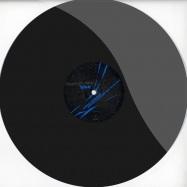 Front View : Dapayk Solo - BLUE (BLACK REPRESS) (INCL SUPER FLU RMX) - DPK / dpk5black