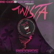 Front View : Squad-E / Chris Unknown / DJ Seduction / MOB - HARDCORE MOTHER FUCKER - Twista042