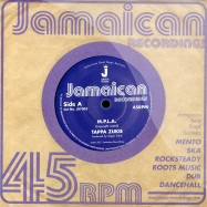 Front View : Tappa Zukie - M.P.L.A. (7 INCH) - Jamaican / jr7002
