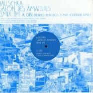 Front View : Hauschka - SALON DES AMATEURS REMIX EP 1 (VILLALOBOS / MAYER) - Fatcat Records / 12fat085