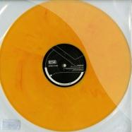 Front View : Monomood - LOVE, DUB & MACHINE WARS (LTD YELLOW / RED MARBLED VINYL) - Etui Records Ltd / ETUILTD003