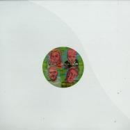 Front View : Paul Birken feat. Blawan, Truss & Bas Mooy - ACID YOUTH OF MALIBU REMIXES - Earwiggle / EAR006