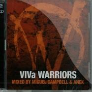 Front View : Various Artists - VIVA WARRIORS SEASON 3 (2XCD) - Viva Music / vivamc13