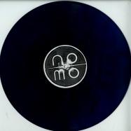 Front View : Unknown - NOMO 001 (COLOURED VINYL ONLY) - Nomo / Nomo001