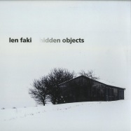 Front View : Len Faki - HIDDEN OBJECTS - Figure / Figure74