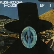 Front View : Whomadewho, Munk & Rebolledo, Alien Alien, Jad & Ladyboy - MUSHROOM HOUSE EP 1 (DJ KOZE REMIX) - Toy Tonics / TOYT052