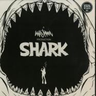 Front View : Lewis Parker - SHARK (LP - RSD REPRESS) - King Underground / ku/wodv-017