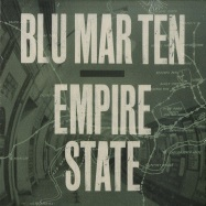 Front View : Blu Mar Ten - EMPIRE STATE (CD) - Blu Mar Ten Music / BMTCD008